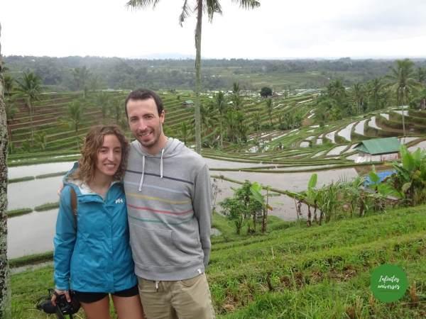 Terrazas de Jatiluwih - Viaje a Indonesia en 2 semanas