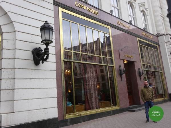Pastelería Gerbeaud Budapest - Qué ver en Budapest