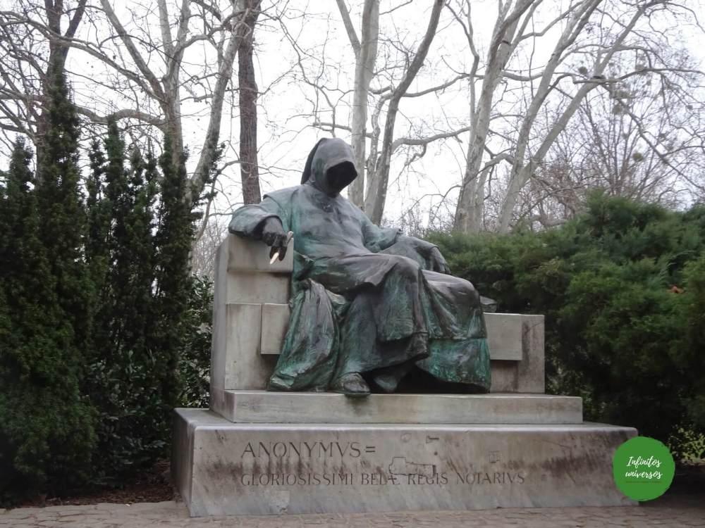 Estatua del anónimo