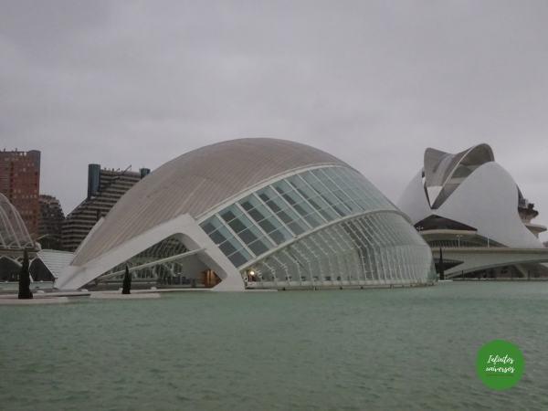 ciudad de las artes y las ciencias que ver en valencia en un fin de semana - Qué ver en Valencia en 2 días