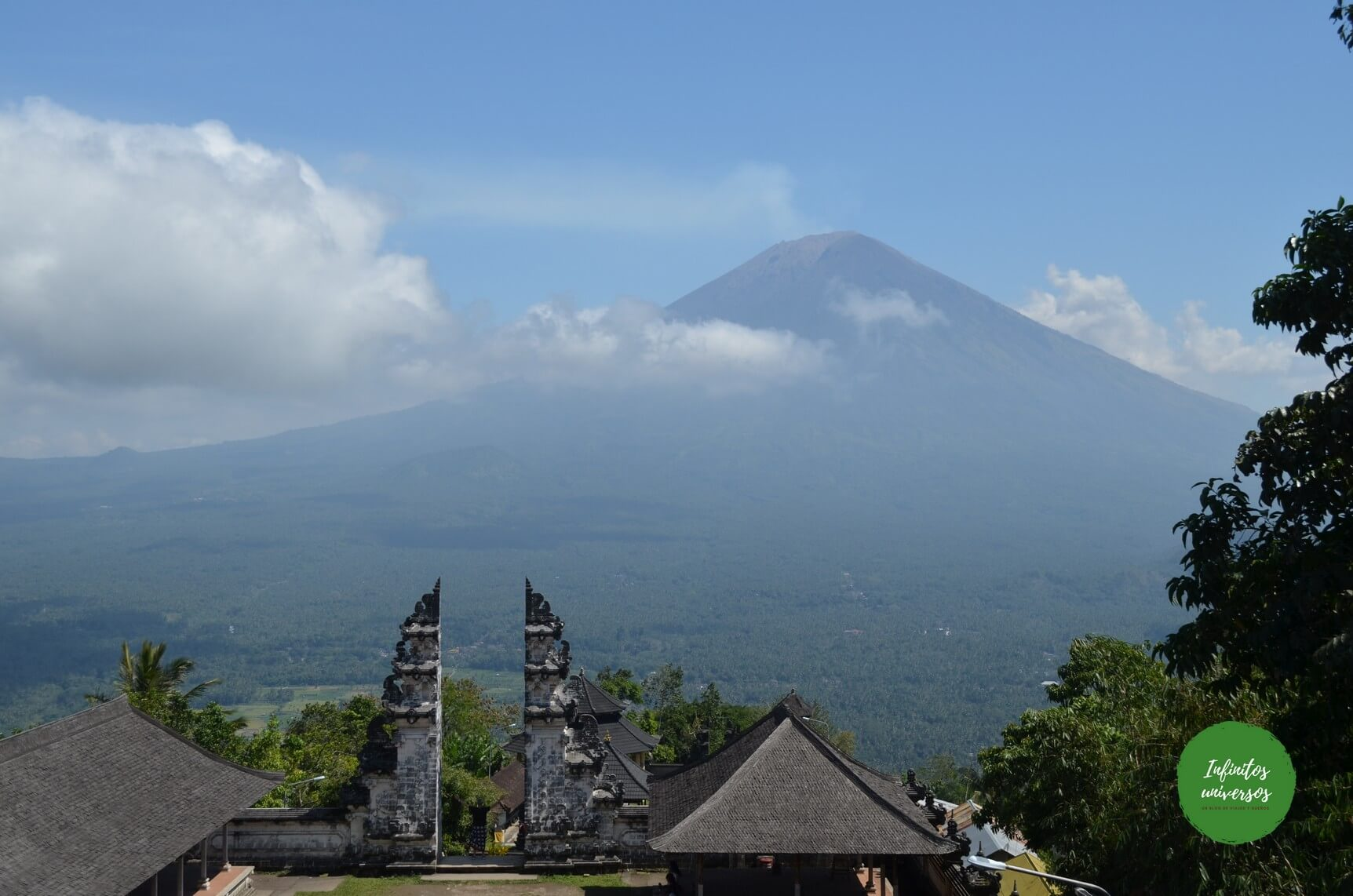Pura Lempuyang Luhur bali - Qué ver en Bali (Indonesia)