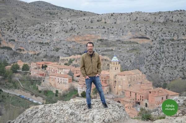 vistas   - Qué ver en Albarracín comer en albarracin