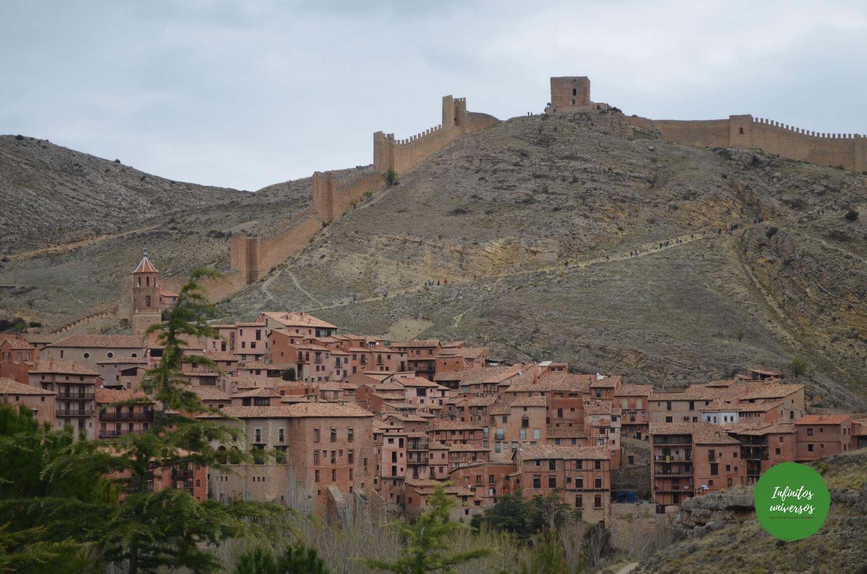 Albarracín - Qué ver en Albarracín comer en albarracin