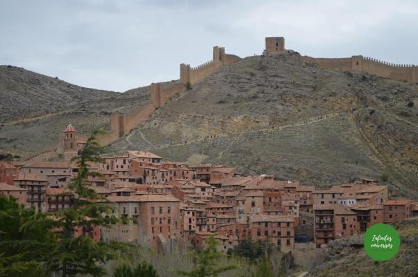 Albarracín   - Qué ver en Albarracín comer en albarracin teruel