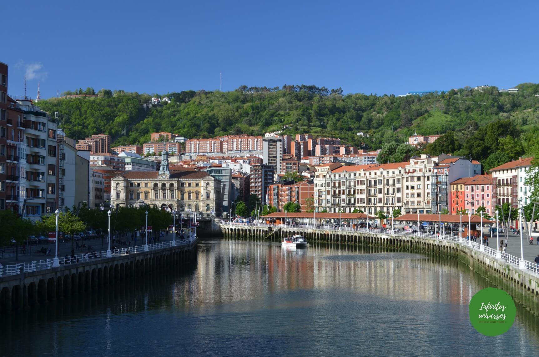que ver en Bilbao en 2 días itinerario bilbao en un fin de semana