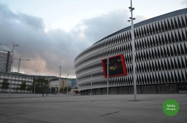San Mamés - Que ver en Bilbao en 2 días