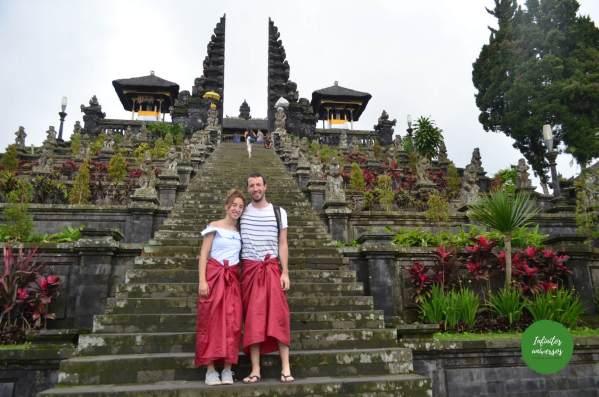 Ruta por el este de Bali: templo madre Besakih, Tirta Empul y mucho más!