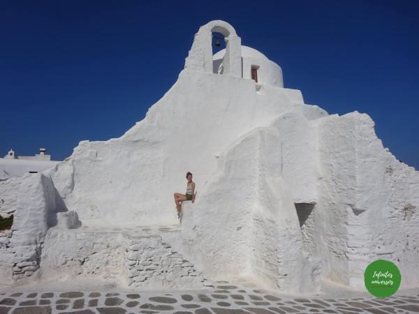 que ver en Mykonos