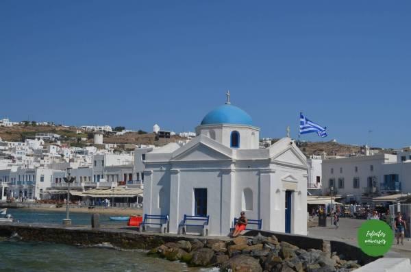 Puerto Viejo de Mykonos que ver en mykonos grecia