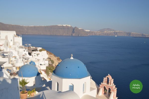 Qué ver en Santorini en 3 días islas cicladas