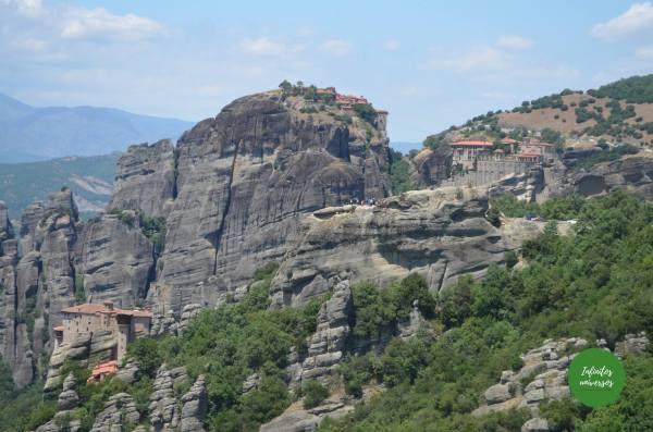 Monasterios de Meteora - Grecia - Grecia Clásica en 5 días