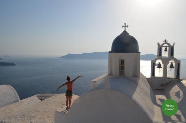 Qué ver en Santorini  - Grecia en 10 días