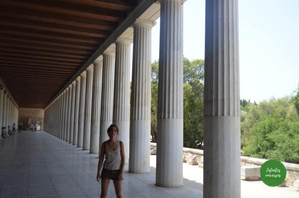 que hacer en Atenas en 2 días