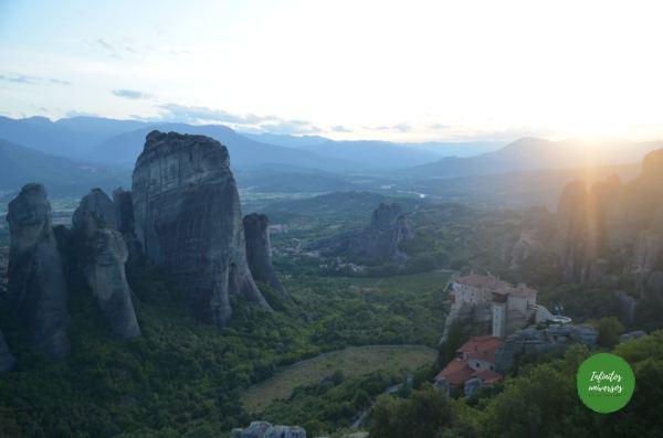 atardecer Grecia