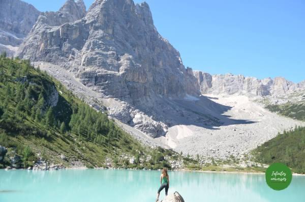 Lago di Sorapis lago sorapis