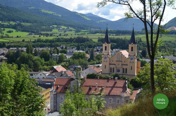 Brunico - Que ver en los Dolomitas
