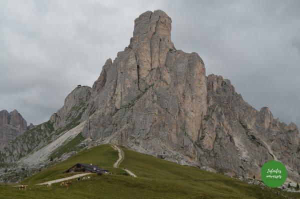 Paso Giau Que ver cerca de Cortina d'Ampezzo