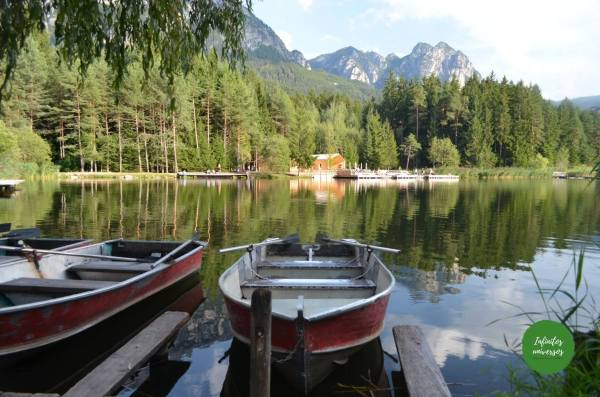 Lago di Fie - Ruta por los Dolomitas en 10 días