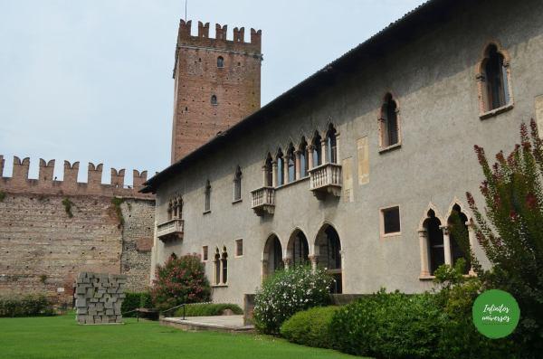 Castillo Castelvecchio - Que ver en Verona