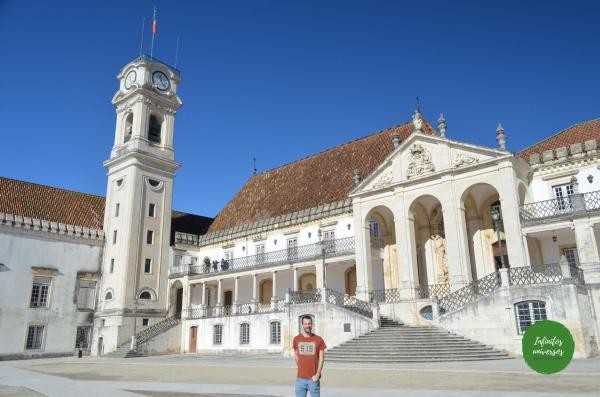 Que ver en Coímbra Que ver en Portugal