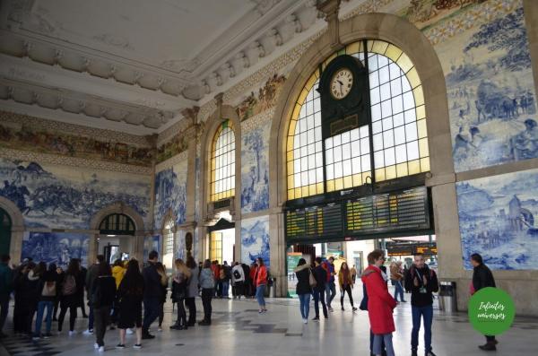 Estación de Trenes de San Bento