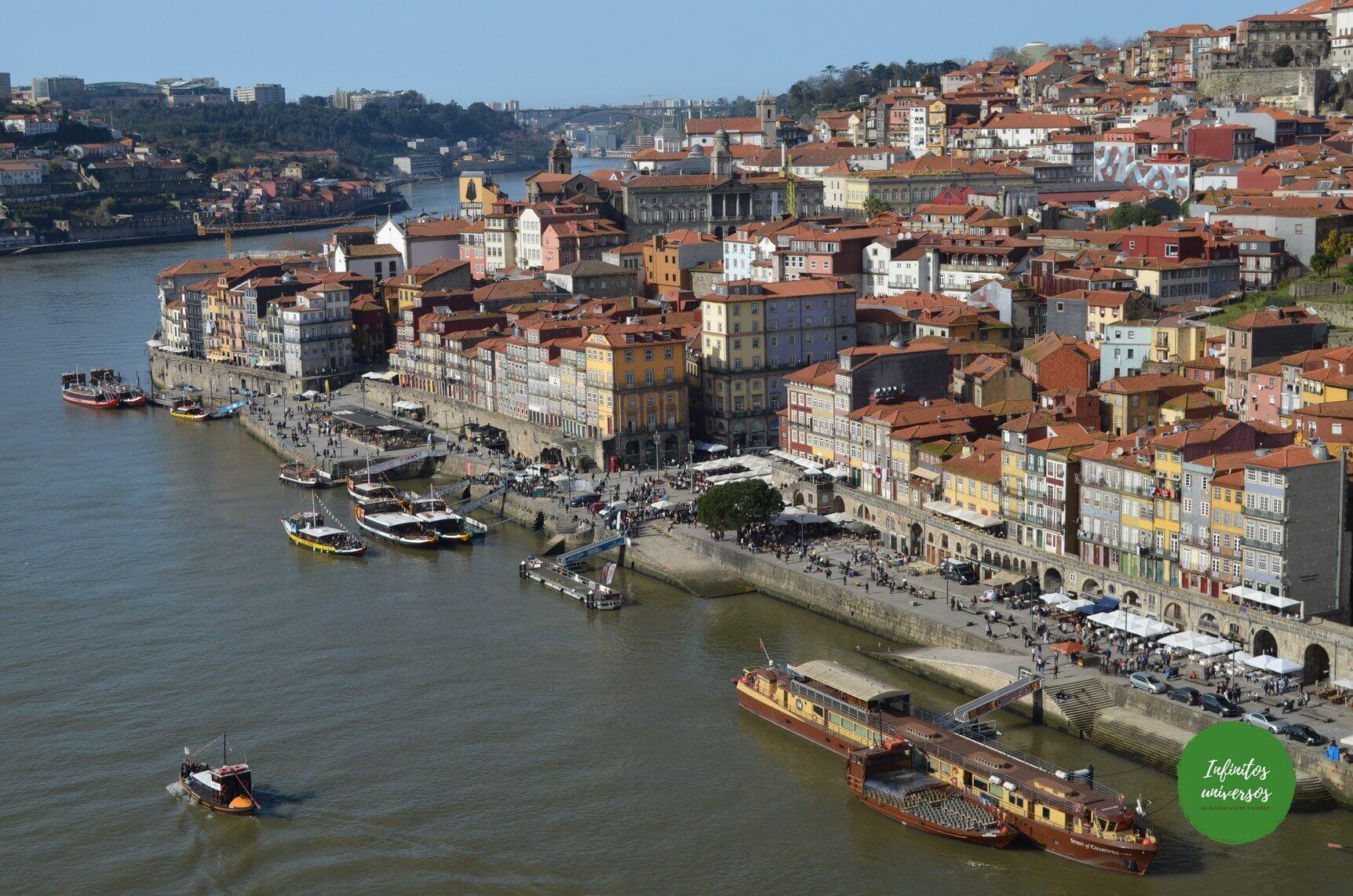 Que hacer en Oporto en 2 días Ruta por el norte de Portugal en 5 días: mapa y visitas