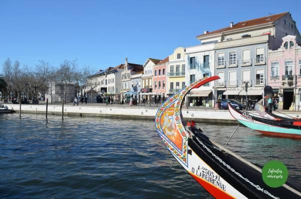 Que ver en Aveiro Que ver en Portugal