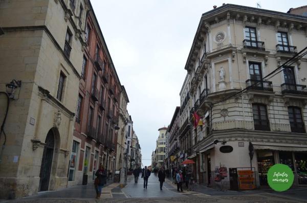 Calle Ancha - Que ver en León
