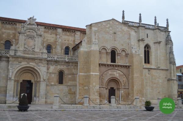 Basílica de San Isidoro - Que ver en León