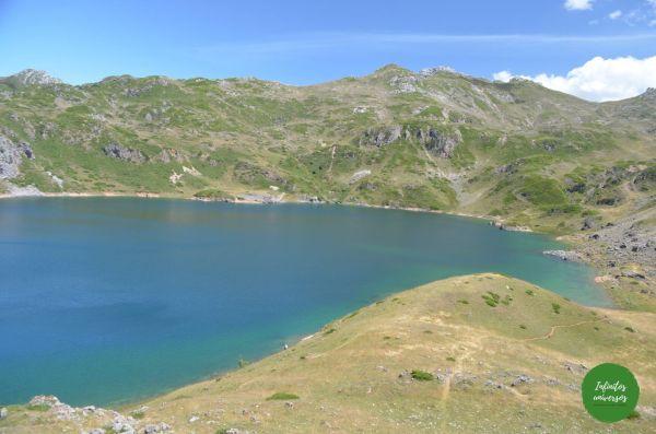 Lago de Calabazosa - Parque Natural de Somiedo