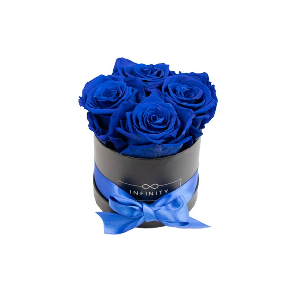 Produktbild Infinity Small Royal Blue schwarze Box