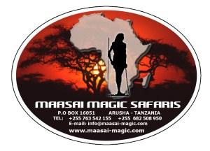 Maasai Magic Logo