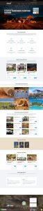 Avocet Safaris Website