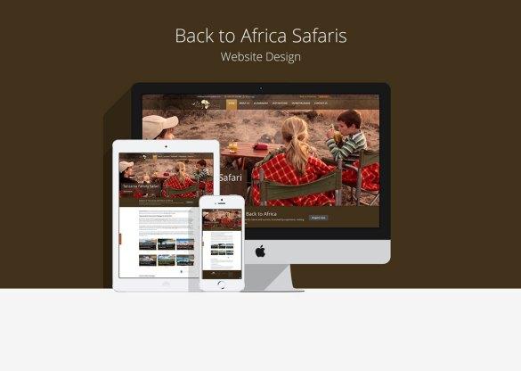 Back to Africa Safaris