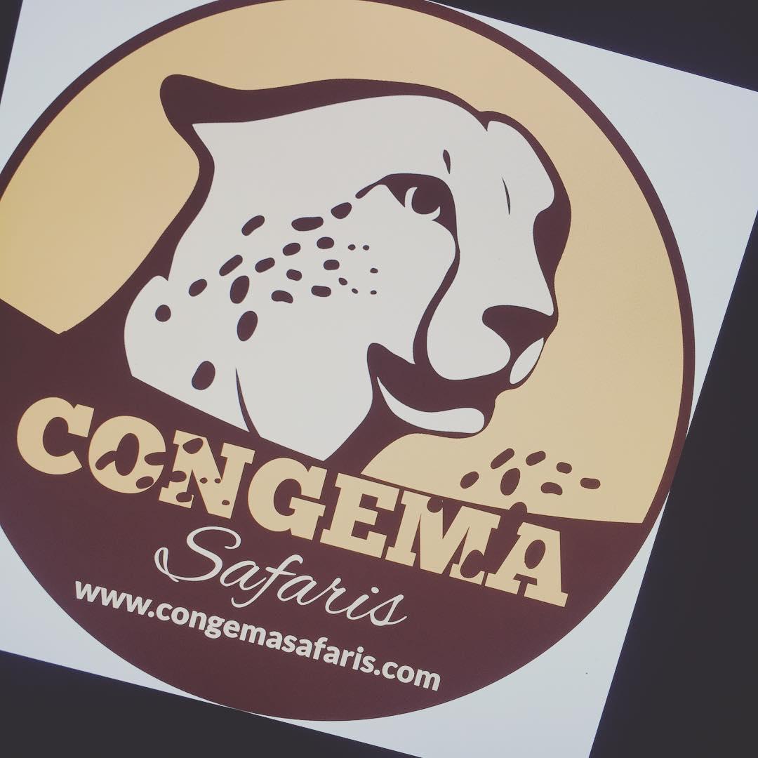 Congema Safaris Logo