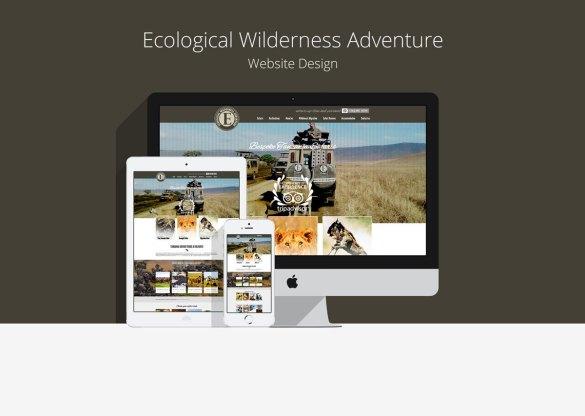 Ecological Wilderness Adventure