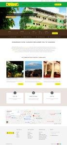 Kindoroko Hotels Website