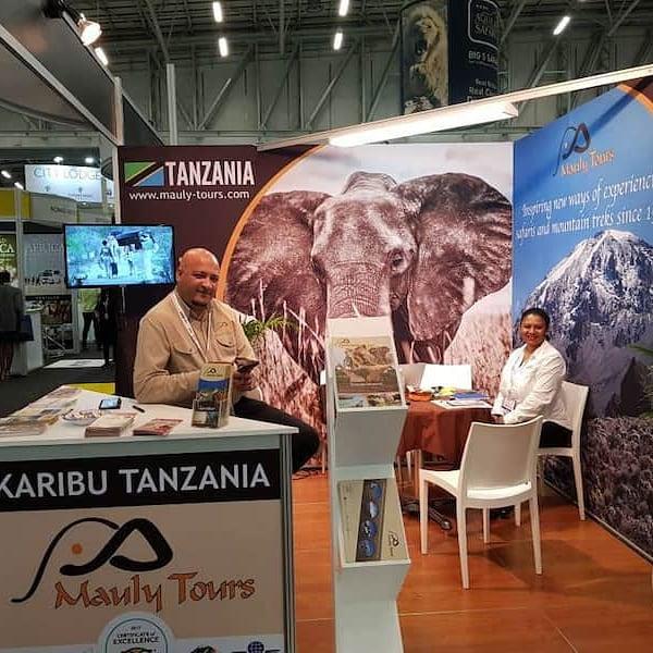 Mauly Trade fair WTM & ITB