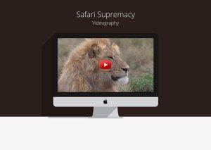 Safari supremacy video