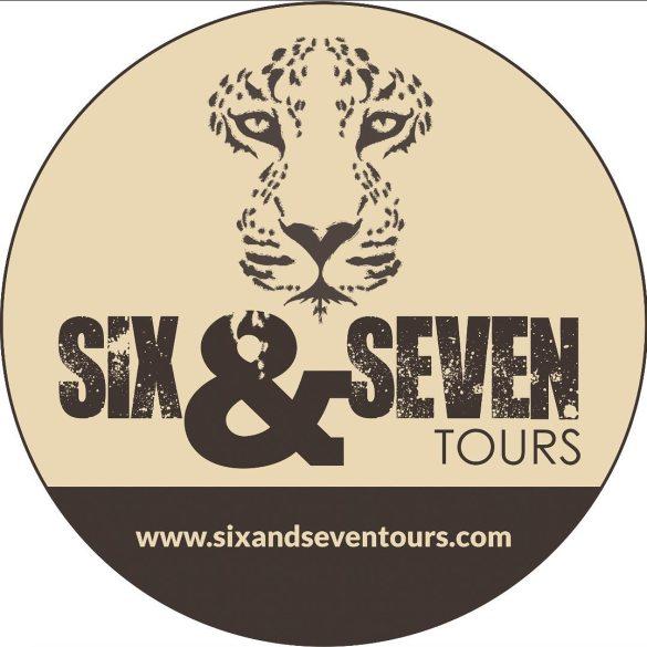 Six and Seven Tours Logo