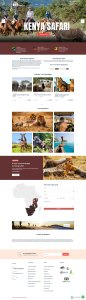 Visa Expeditions Website