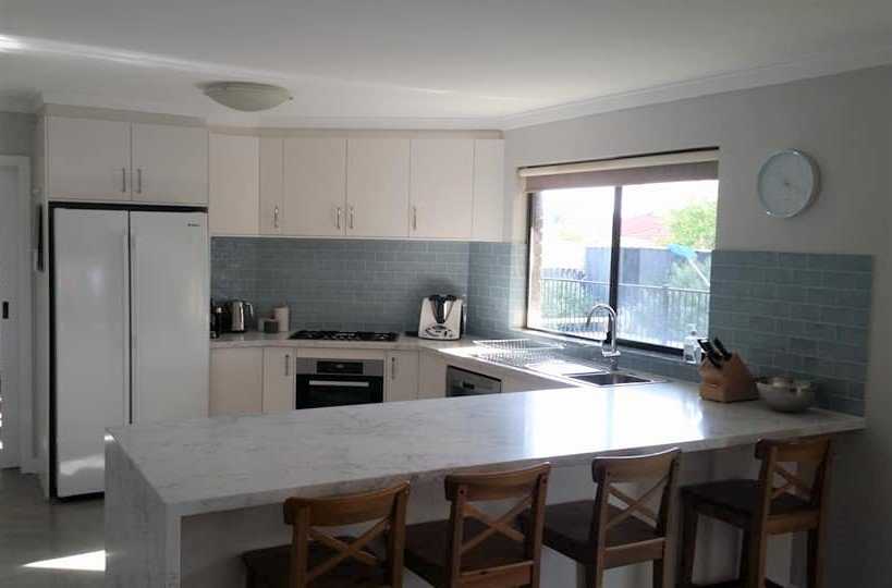 Another beautiful kitchen renovation to share!