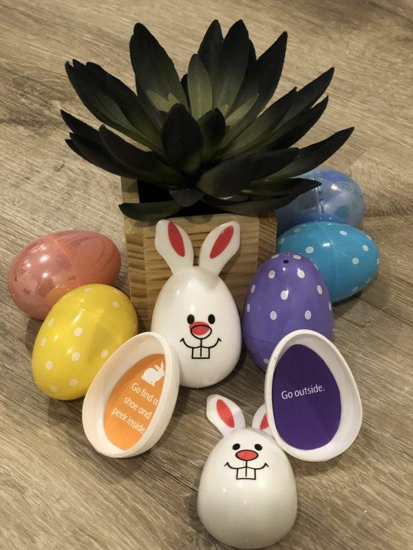 Easter Egg Clues