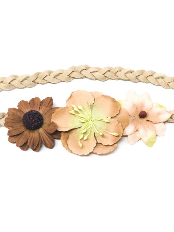 Floral Hair Headband