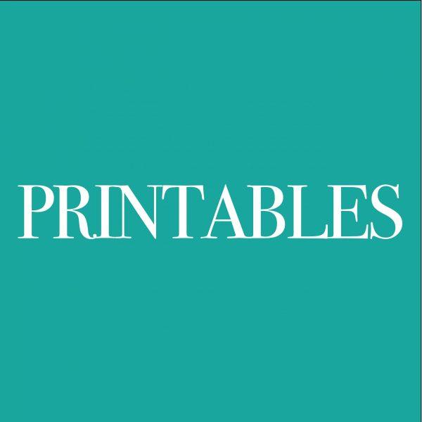 Printables