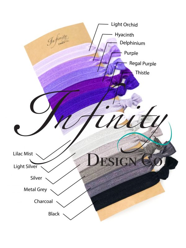 FOE Purple Color Swatches