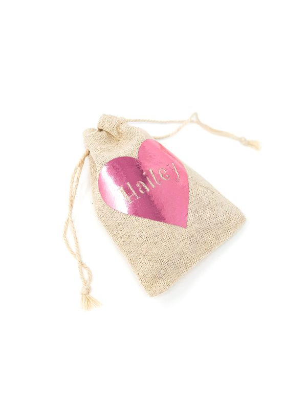 Tic Tac Toe Valentines Day Gift Bag