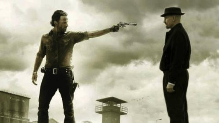 Is breaking bad Prequel to The walking dead ?