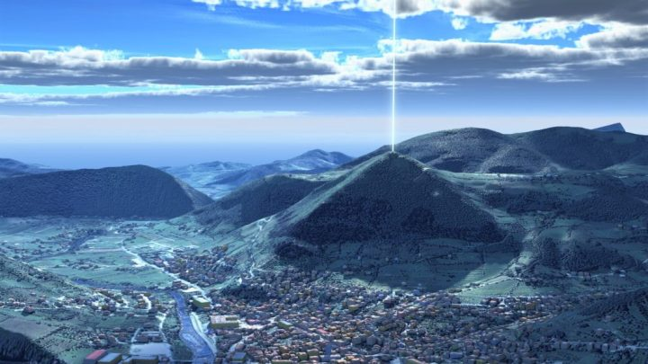 Tesla's torsion fields(waves) in the Bosnian Pyramids.