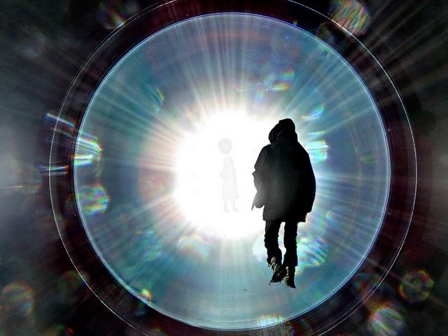 Two scientists have shown that the soul exists and it never dies but returns to the Universe